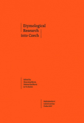 Etymological Research into Czech