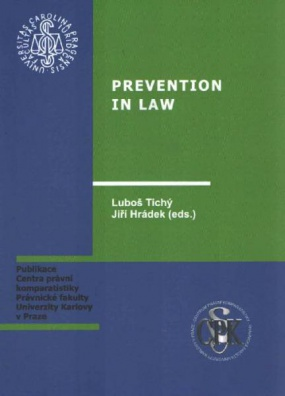 Prevention in Law
